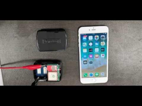 АвтоФон Коммандер для IOS (маяки версии 6)