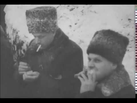 Союзкиножурнал № 8 1943 Ликвидация окруженной 6 ой армии Паулюса под Сталинградом