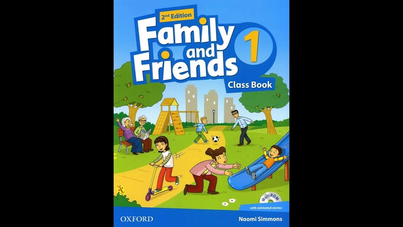 FAMILY AND FRIENDS 1 Unit 2 PLAYTIME! TOYS