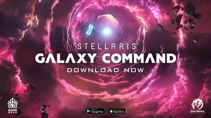 Мобильная стратегия Stellaris Galaxy Command уже доступна в некоторых странах