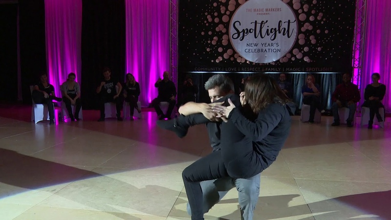 Spotlight New Years 2018 2019 Open Strictly Swing Brennar Goree Tara Trafzer