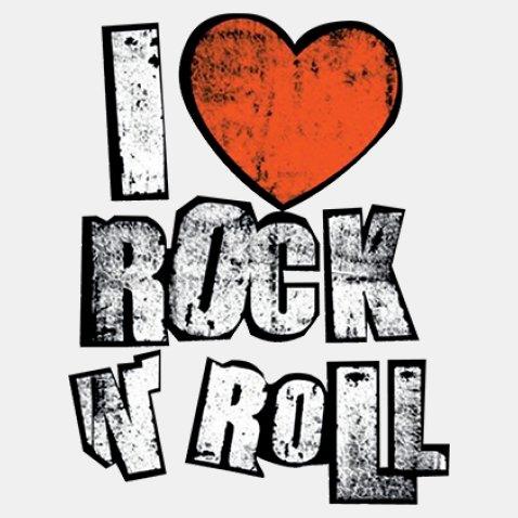Я люблю рок-н-ролл картинка