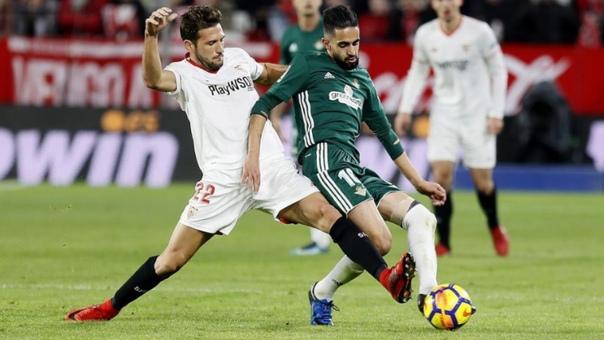 Футбол Севилья - Бетис 11.06.2020 смотреть онлайн