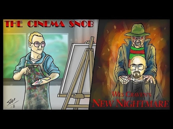 Wes Craven's New Nightmare - The Cinema Snob