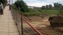 Расчистка русла реки Абин