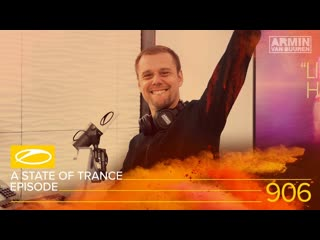Max meyer x wilderness & a-line forest man @ a state of trance 906 [progressive pick]