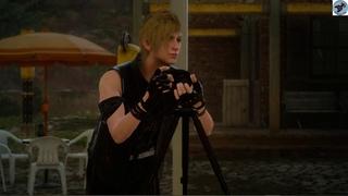Final Fantasy XV, часть 43, 100% прохождение
