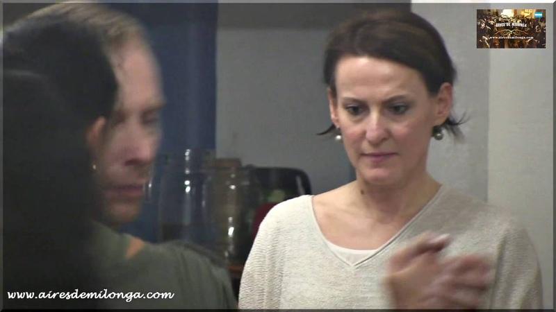 Tango classe Vals Margita Antonova Riga Letonia