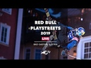 REPLAY Urban Freestyle Skiing Red Bull PlayStreets 2019