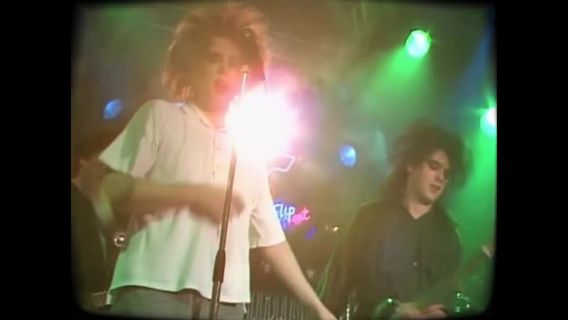 The Cure - Boys Dont Cry (German TV, P.I.T.) (1986)