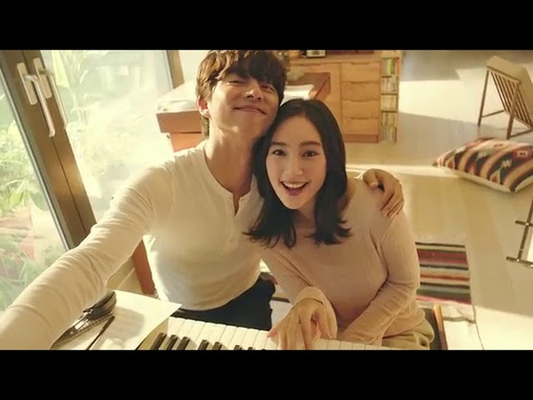 Iklan ASUS Zenfone 4 Selfie Terbaru 2017 Gong Yoo dan Tatjana Saphira bikin baper