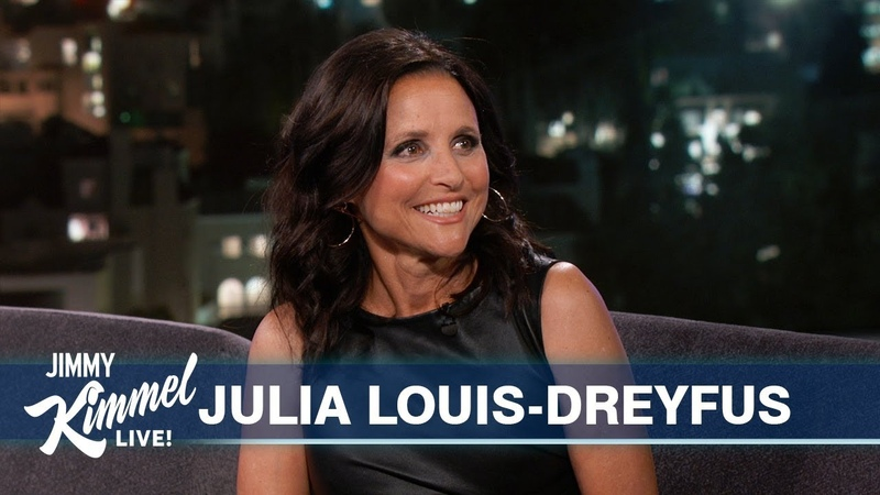 Julia Louis Dreyfus on Democratic Debates Tom Hanks End of VEEP