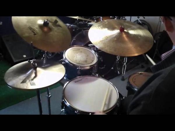 Ludwig Breakbeats Zildjian Cymbals