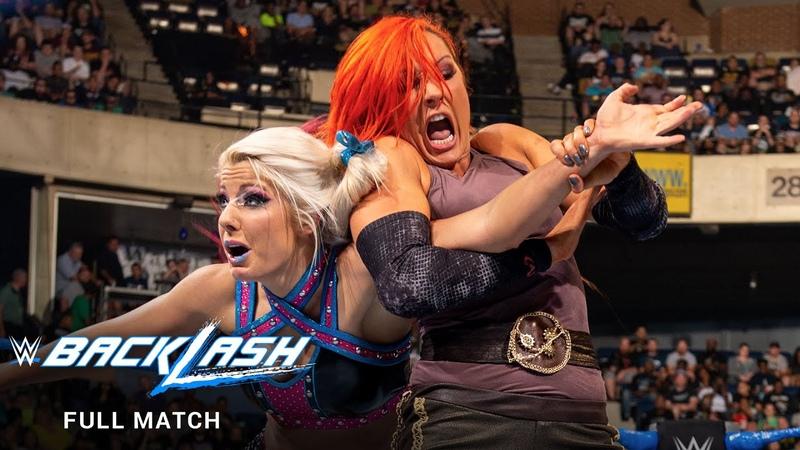 FULL MATCH SmackDown Women's Title Six Pack Challenge WWE Backlash 2016