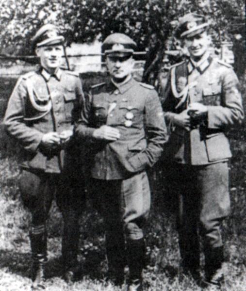 Тут с ходу и не разобраться! Владимир Гиль, командир Первой Националистической бригады, предатель или патриот В его судьбе до сих пор много невыясненных вопросов. В 1929 году была принята