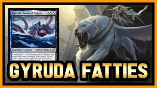 💣 GYRUDA FATTIES 💣 Huge Reanimator! 【 MTG Modern Gameplay 】