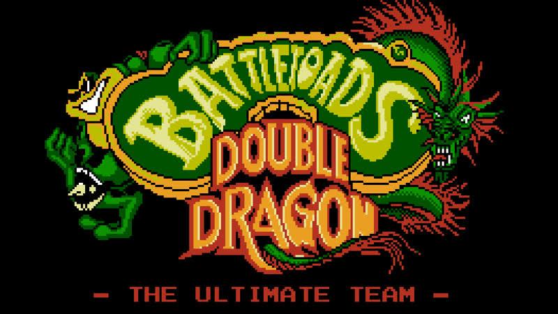 Battletoads and Double Dragon X3. Co-op Morfeus, ML Anime и Den B. Стрим второй )