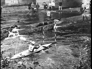 Canoe Slalom (1969)