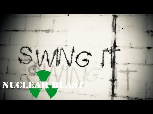 PHIL CAMPBELL - 'Swing It' Feat. Alice Cooper (OFFICIAL LYRIC VIDEO)