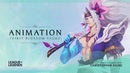 Spirit Blossom Yasuo League of Legends Art Blast Behind the Scenes Animation