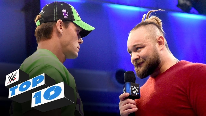 Top 10 Friday Night SmackDown moments WWE Top 10 March 13 2020