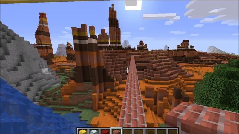 Intentamos Construir una Presa en Minecraft
