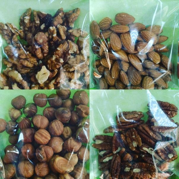 орехи на диете дюкана