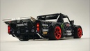 Ford F150 Hoonitruck Lego Technic MOC Instructions