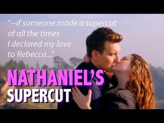 Nathaniel Declares His Love - Supercut | Crazy Ex-Girlfriend