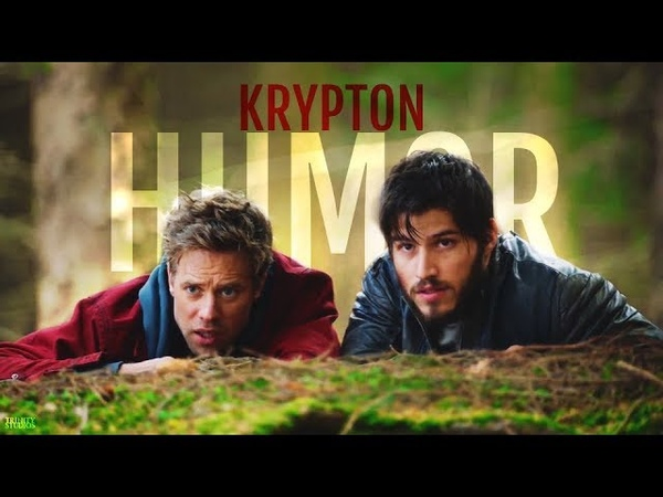 Krypton humor [S1-2] || weird that this planet smells like peaches...