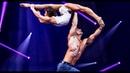 Duo Destiny Hand to hand Bench Act 39th Cirque de Demain