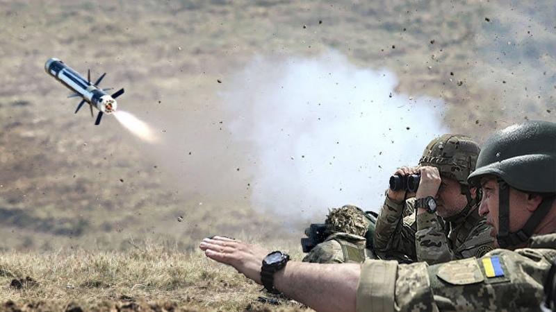 Охотник за российскими танками Украина перебрасывает на Донбасс новейшее оружие из США