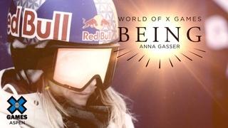 Anna Gasser: BEING | X Games