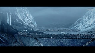 The Lord of the Rings (2002) -  The final Battle (Of The Hornburg) - Part 1 [4K]