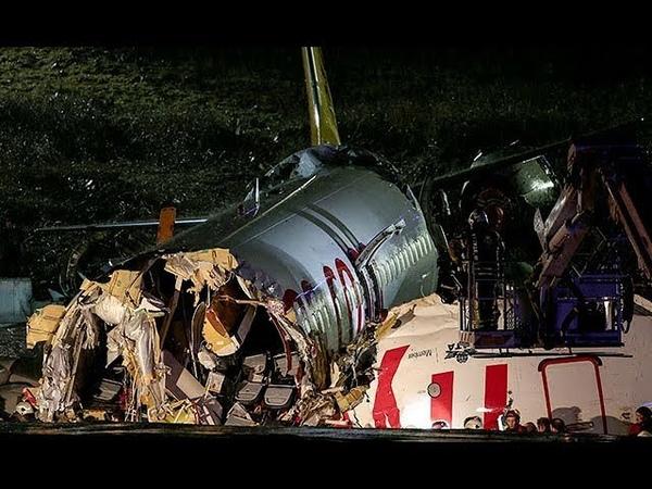 Sabiha Gökçen Havalimanı'nda pistten çıkan uçağın pilotu ile kule konuşmaları ortaya çıktı