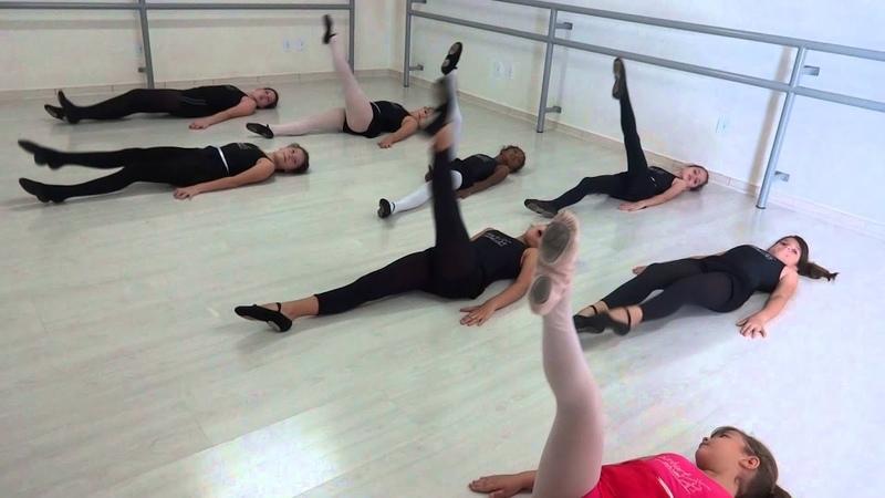 Vídeo Aula Jazz Infantil e Adolescente Sonhart Ballet