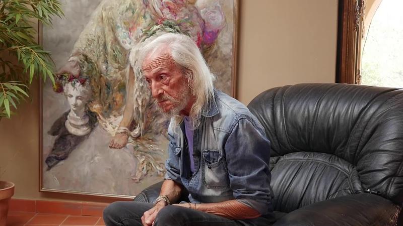 Интервью с художником Хосе Ройо Jose Royo Испания