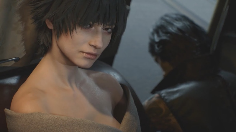 Devil May Cry 5 「GMV」 In The End 「HD」