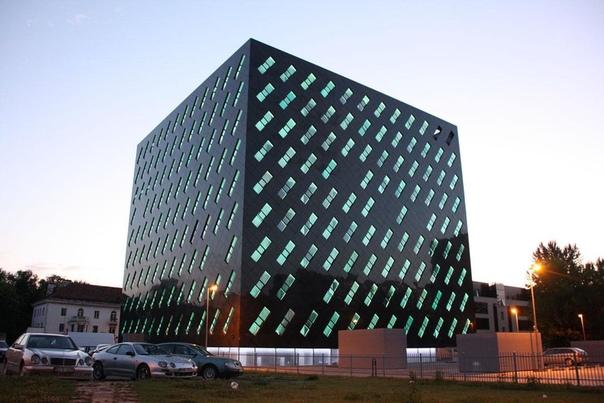 Здание прокуратуры Литвы в Вильнюсе.