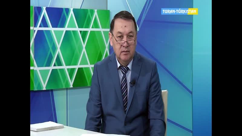 Тұран Түркістан Біздің міндет халыққа қызмет А Р Ахметовпен сұхбат