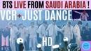 (BTS - 방탄소년단) - VCR JUST DANCE by JHOPE! LIVE From RIYADH, SAUDI ARABIA in HD! 10.11.19!