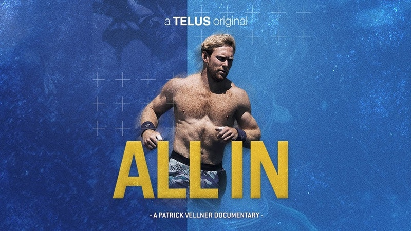 All In Too A Patrick Vellner Documentary Episode Three The Games Pt 1