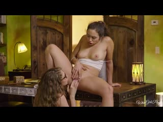 Elena Koshka and Lilly Hall - An Immersive Story [Lesbian]