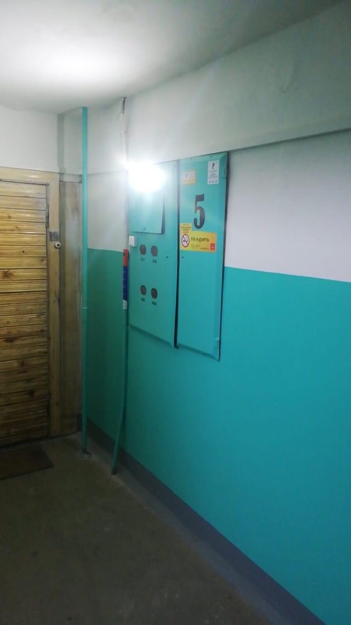 Улица Ульяновская дом 8 установка приборов освежения
