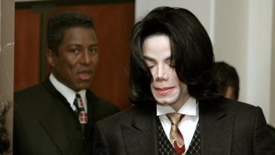 Майкл Джексон был безмерно опустошен во время суда. Он так и не оправился от невыносимой боли.