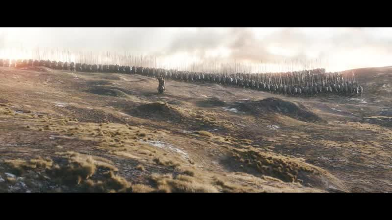 The Hobbit: The Battle of the Five Armies l Хоббит: битва пяти воинств. (2014)