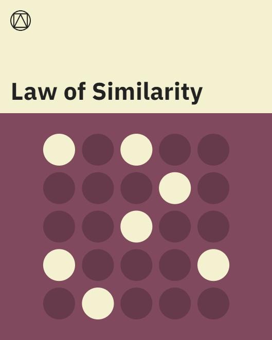 Законы дизайна интерфейсов, изображение №10