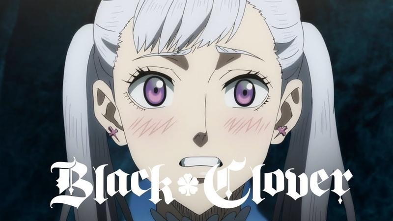 Asta's Back Black Clover