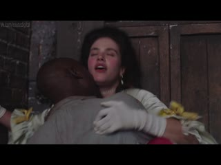 Holli dempsey harlots 2018 [interracial nude scene] межрасовый секс в кино
