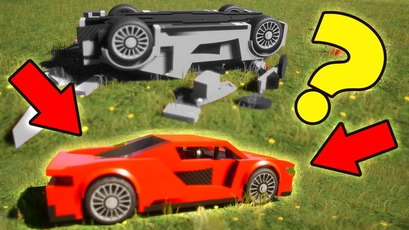 Как респавнить машину в Brick Rigs! Гайд по Бриг Рикс! Как восстановить lego машинку в Брик Ригс!